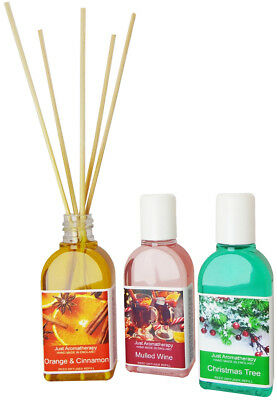 Reed Diffuser Oil Refill - Room air freshener popular fragrance & scents 2