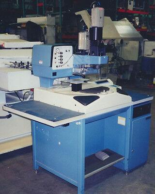 Hughes 2500-2 II Die Bonder S/N 112 5