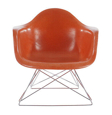 Low Rod / Cats Cradle Chair Base for Herman Miller Eames Shell Lounge Knoll 3