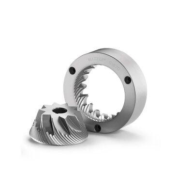 Macine coniche Mazzer Robur 187c originali -millstones grinder 2