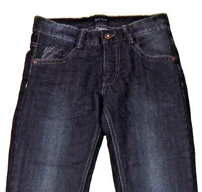 Jeans Jungen Slim fit Hose gerade 134 140 146 152 158 164 170 176 Denim 5-Pocket 3