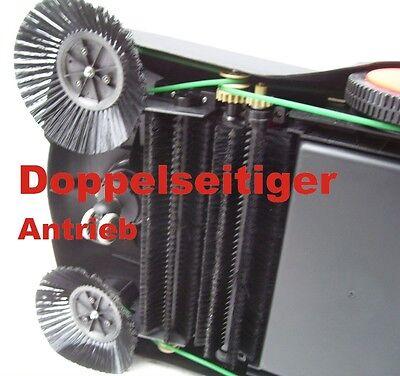 55143 Barredora mecánica 700mm manual Barrendero 20 litros ancho de trabajo 70cm 4