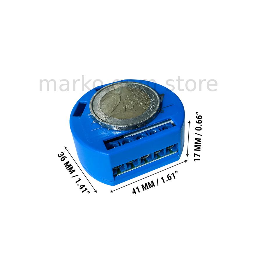 Domotica interruttore WiFi SHELLY e SONOFF  smartphone APP e NEST orologio alexa 4