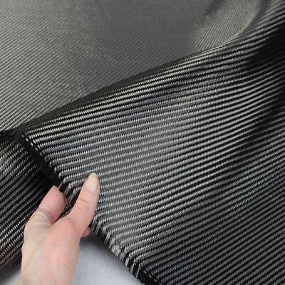 Tessuto in vera fibra di carbonio 200 g/m² 3k 2/2 TWILL 100 x 100cm top qualità 5