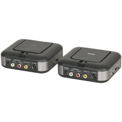 NEW Foxtel IQ2 Wireless AV Sender Audio Video Transmitter Receiver New PayTV 2