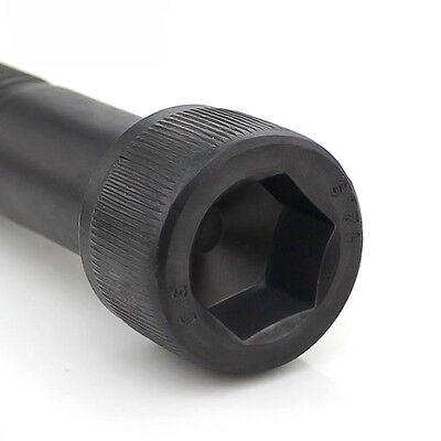 10#-24 Unc Hex Socket Cap Screw Allen Bolts Shcs Coares Thread High Tensile 12.9 4