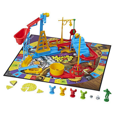 Mouse Trap Board Game - The Crazy Game with 3 Action Contraptions 3
