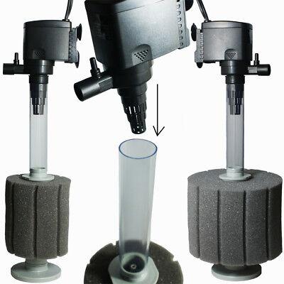 Aquarium Solutions Bacto-Surge Sponge Filter  (Free Shipping)