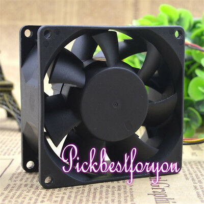1pc SUNON PMD2408PMB2-A Inverter cooling fan DC24V 7.2W 80×80×38mm 3pin #MK99 QL 2