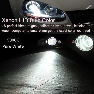 Auto Car 75w Hid Kit Headlight Conversion Xenon Light Headlamp Bulbs