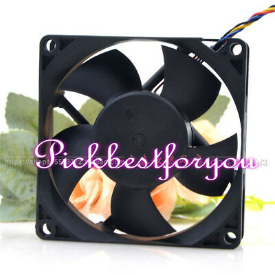 1PC SUNON MF80201VX-Q060-S99 8020 12V 2.63W 4-wire PWM fan #M68B QL 3