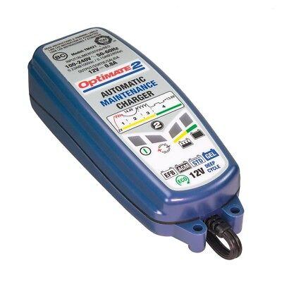 Chargeur Tecmate TM-420  Optimate 2 12v 0.8A pour batterie de 3 à 96ah 3