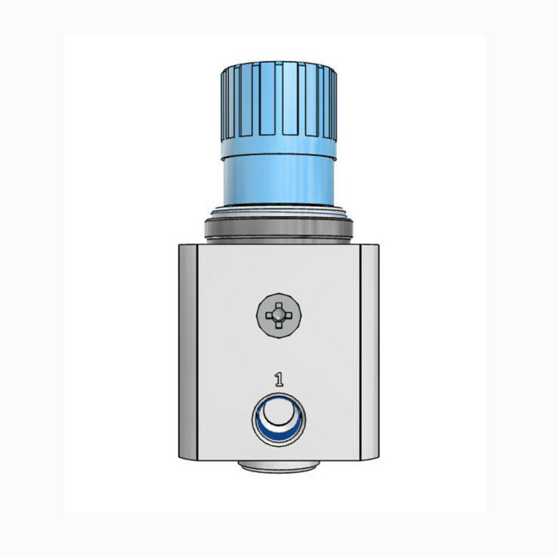 H● FESTO LRP-1/4-0,7 Precision Pressure Regulator 159500 2