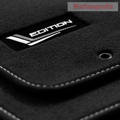 Velour Fußmatten Edition passend für Hyundai Tucson III 3 ab Bj. 05/2015 - Bsw