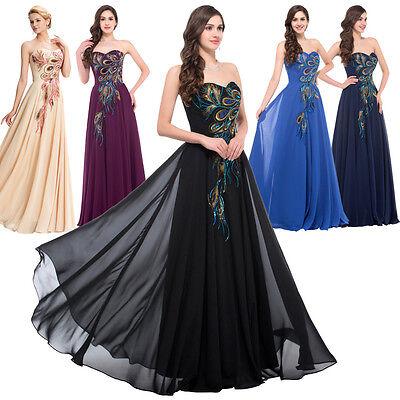 ... Vestito lungo donna elegante abito cerimonia cocktail party Abito da  sera Dress 4 11f40b99dd5
