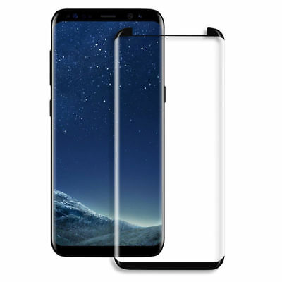 Galaxy S10 5G S9 S8 Plus Note 9 8 NUGLAS Tempered Glass Screen Protector Samsung 3