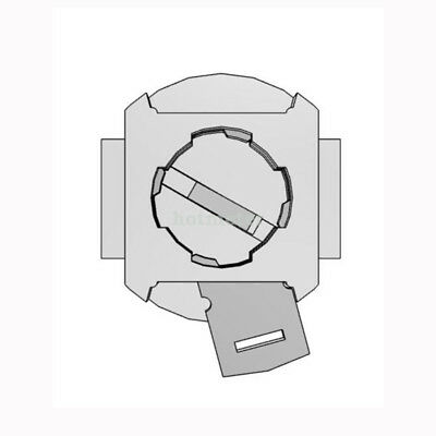 H● FESTO SVS-3-1/8 Front Panel Valve 10190 60C. 2