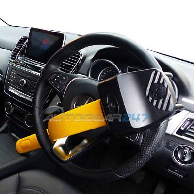 For Mercedes GLS GLE ML 4x4 Stoplock Pro Elite Thatcham Car Steering Wheel Lock 2