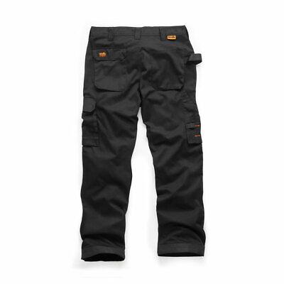 Scruffs WORKER PLUS / Worker Trousers | Trade Hard Wearing Work Trousers BLACK 7