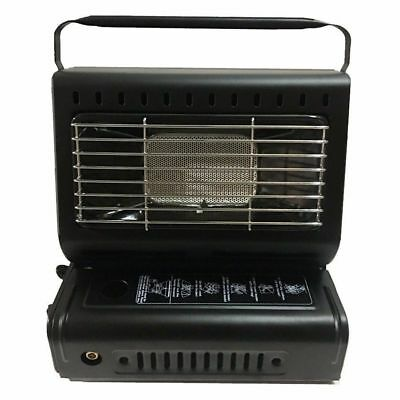 Portable Heater Stove Cooker Dual Gas Supply Camping Outdoor OBBQ59805 8