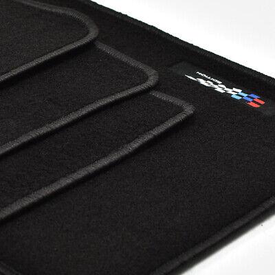 OP Velours Fußmatten passend für BMW 5er E61 Touring ab Bj.2004-2011