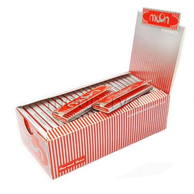 "Moon Red 1.0"" 50 booklets 70*36mm Cigarette Tobacco Rolling Papers Wood Papers 5"