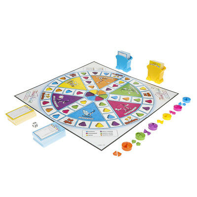Trivial Pursuit Family Edition Board Game Hasbro 2