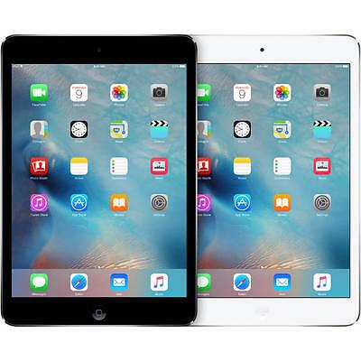 Apple iPad mini 2 16GB 32GB 64GB Wi-Fi, 7.9in Retina - Space Gray Silver (R-D) 2