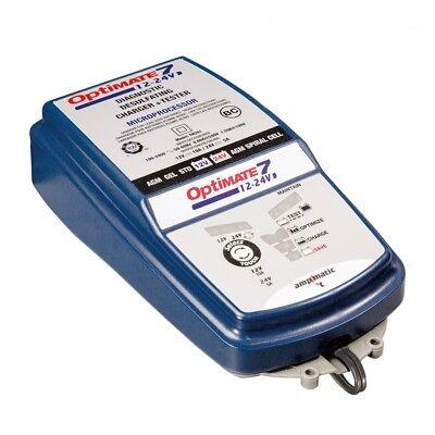 Chargeur batterie Optimate 7 12/24V Pour toutes batterie STD AGM et GEL 3