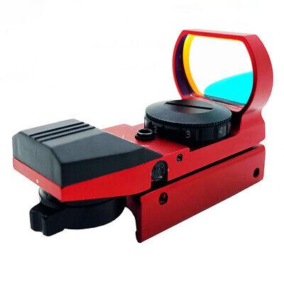 Red Dot Sight Reflex Holographic Scope Tactical Optics Mount 20mm Rails - USA 5