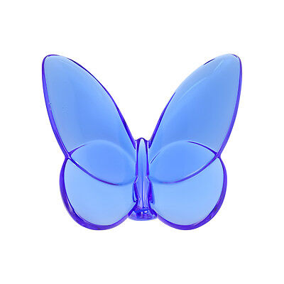 Baccarat Crystal Lucky Butterfly Sapphire 2102546 2