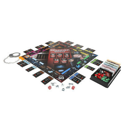 Monopoly Cheaters Edition Board Game 2