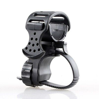 Metal Detector Detecting PIN POINTER Flashlight Holder Mount Torch Clips Clamp 6