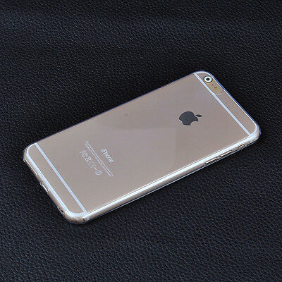 "10PC Ultra Thin Crystal Clear Soft Gel TPU Guard Case Cover For iPhone 6s (4.7"")"