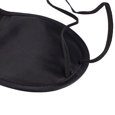 Blindfold Sleep Eye Mask Travel Shade Blinder Soft Elasticated Sleeping Rest Aid 4