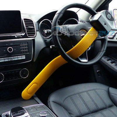 For Mercedes GLS GLE ML 4x4 Stoplock Pro Elite Thatcham Car Steering Wheel Lock 4