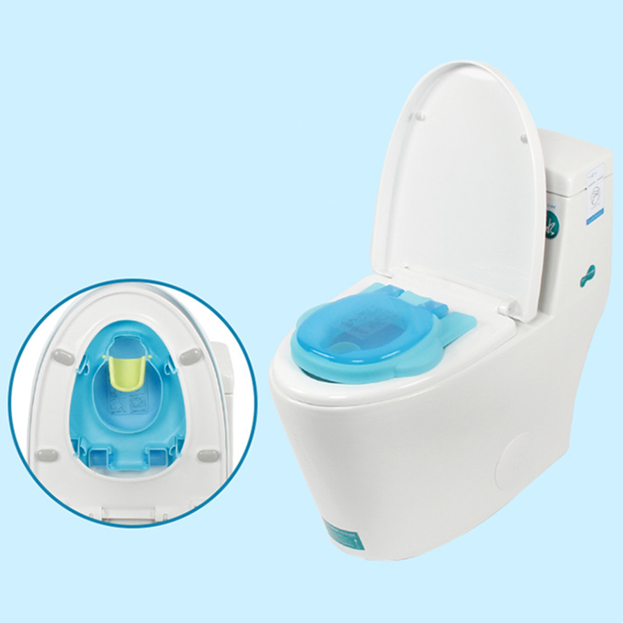 Kids Children Baby Toddler Toilet Training Potty Trainer Seat Blue Pink BTOI595 2