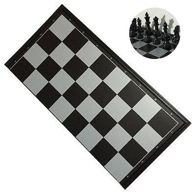 Magnetic Chess Board Box Set Kid Educational Game Folding Portable GCHA31388