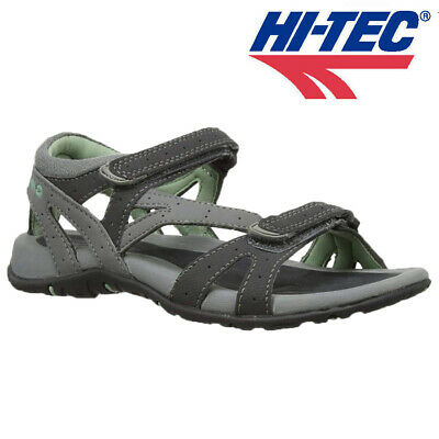 Ladies Hi Tec Summer Outdoor Sandals Womens Sports Walking Hiking Beach Shoes 2