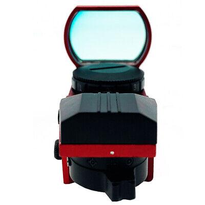 Red Dot Sight Reflex Holographic Scope Tactical Optics Mount 20mm Rails - USA 4