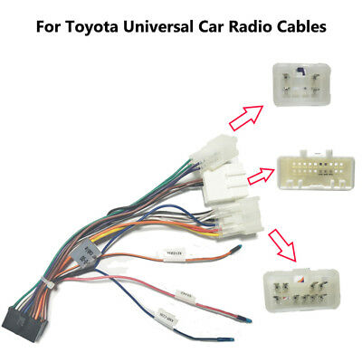 Universal Car Stereo Wiring Harness. . Wiring Diagram on
