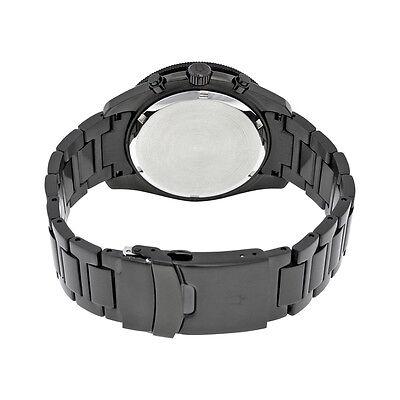 Bulova Marine Star Men's 98B231 Quartz Chronograph Black Bracelet 34mm Watch 3