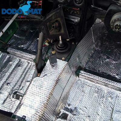 Sound Deadening Dodo Mat DEADN ® Hex 20 Sheets 20sq.ft Car Vibration Proofing 7