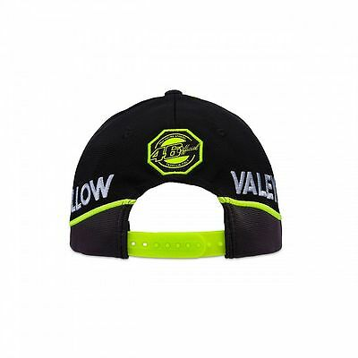 96fed43b0ed 3 of 5 2017 Official Valentino Rossi VR46 VALEYELLOW Cap - VRMCA 263204