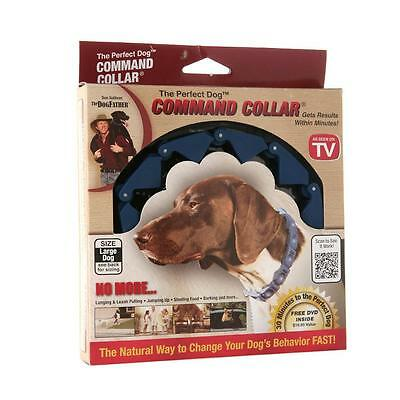 Don Sullivan Perfect Dog Training Command Collar Pet Puppy Obedience Bark Collar 2
