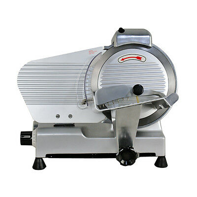 """Commercial Electric Meat Slicer 10"""" Blade 240w 530 rpm Deli Food cutter 3"""