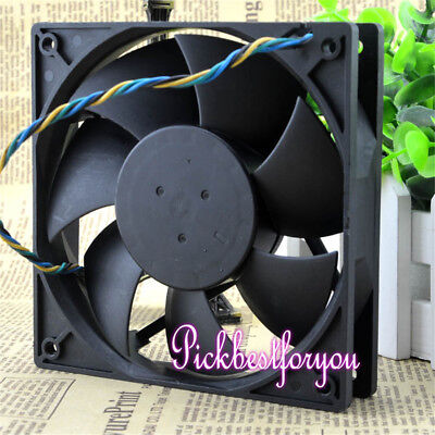 AVC DS12025B12U fan 120*120*25mm 12V 1.05A 4pin #M2864 QL 3
