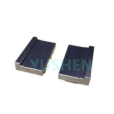 1X Wire EDM EROWA 3R CNC Self-centering Vise Electrode Fixture Machining Jaw 3