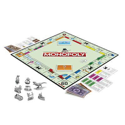 Monopoly Classic New Token Line Up - BRAND NEW 2