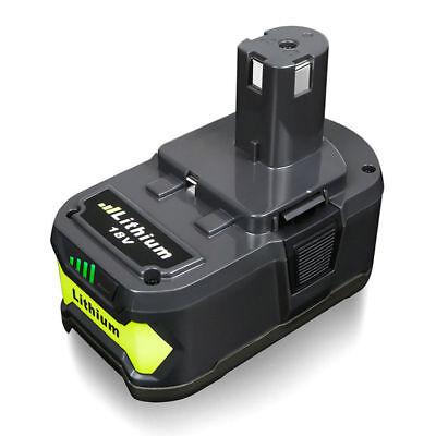 4.0Ah 18V P108 for RYOBI P104 18V ONE PLUS Lithium P102 P105 P103 P107 Battery 11